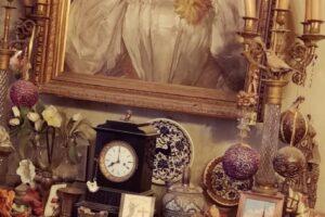 Möbel, Gemälde, Porzellan, Münzen