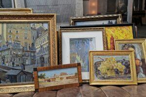 Ankauf von Altwaren & Antiquitäten