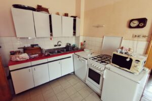 Abbau und Transport von Küchen