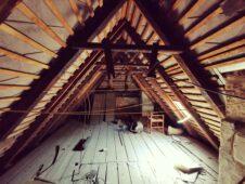 Dachbodenentrümpelung Mistelbach